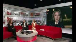 "Renée Fleming appears on ""BBC Breakfast"" talk show"