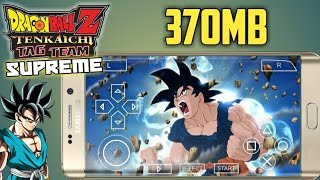 Dragon Ball Z TTT Supreme Ultra Instinct MOD on Android