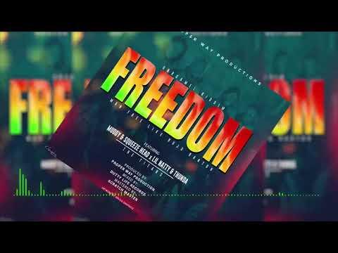 Muddy & Squeeze Head x Lil Natty & Thunda - Freedom [Gargamel Riddim] 2019 Soca