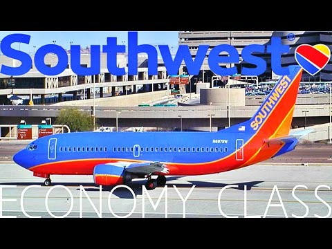 SOUTHWEST AIRLINES EXPERIENCE SFO-LAX ! With ATC