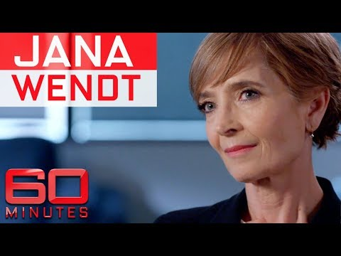 How 24 year old Jana Wendt changed the face of television | 60 Minutes Australia