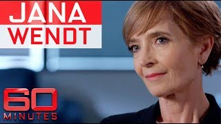 How 24 year old Jana Wendt changed the face of television   60 Minutes Australia
