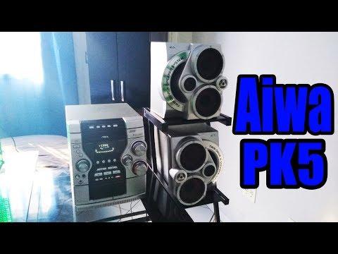 Micro System Aiwa JAX-PK5
