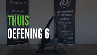 Thuisoefening 6 | Moventes Fysiotherapie