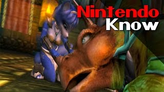 Nintendo Know - Dinosaur Planet (UNRELEASED)