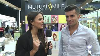 TV RECORD - INBEAUTY 2018 - MUTUAL SMILE