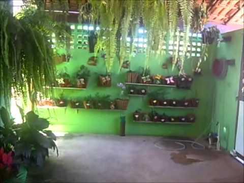 Vasos de madeira para decorar jardins e apartamentos for 5 jardins de lucie