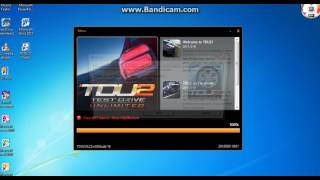 TDU2 Launch Problem