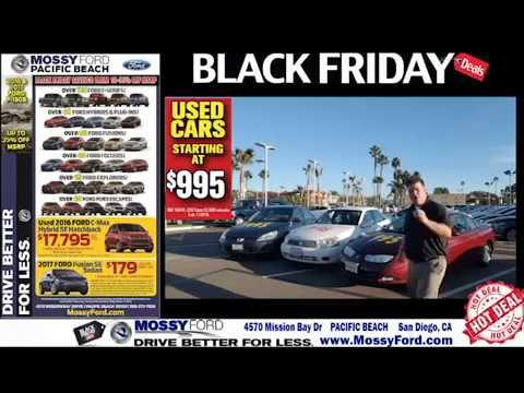 Mossy Ford Black Friday Sale 2016 & Mossy Ford Black Friday Sale 2016 - YouTube markmcfarlin.com