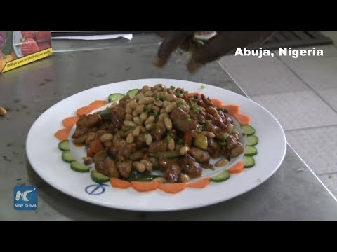 Chinese food through Nigerian eyes
