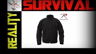 Tactical Lightweight Soft Shell Jacket Review - Rothco