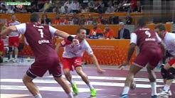 POLAND VS QATAR SEMI-FINAL 24th Men's Handball World Championship Qatar 2015