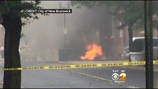 Underground Explosion Rocks NJ Town