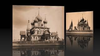 Русская архитектура сфотографирована И.Барщевским/Russian architecture - I. Barschevsky 5.