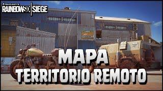 MAPA de TERRITORIO REMOTO EN PROFUNDIDAD | Caramelo Rainbow Six Siege Gameplay Español