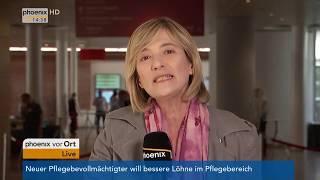 Bettina Warken zu den Tarifverhandlungen im öffentlichen Dienst am 17.04.18