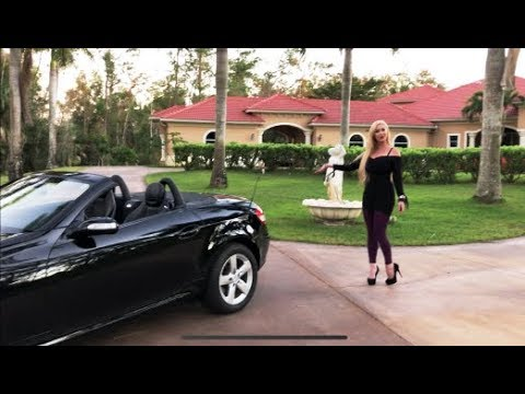2006 Mercedes-Benz SLK280 Video Review w/MaryAnn For Sale by: AutoHaus of Naples