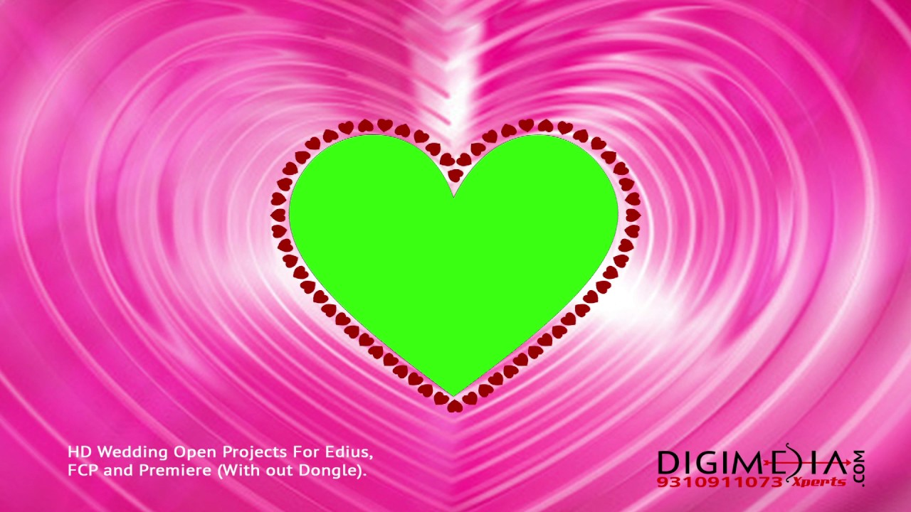 Heart Shape Background Free Download