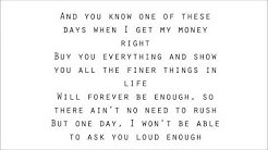 Marry Me -Jason Derulo (Lyrics)