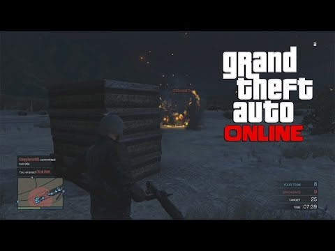 GTA 5 Online - Rockstar Deleting Modded Money Made & Wiping Account