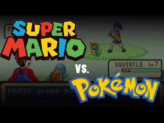 Mario vs. The Pokemon World