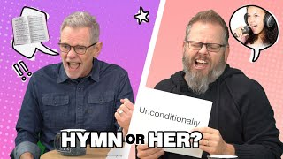 Can You Tell the Difference Between a Hymn and a Pop Song?   This or That ft. Steven Curtis Chapman