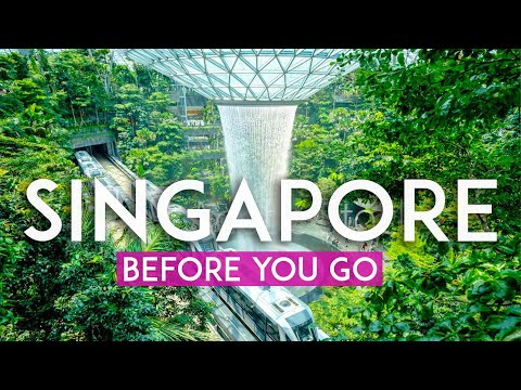 Things to know BEFORE you go to SINGAPORE - Singapore travel tips