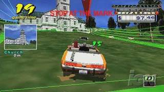 Crazy Taxi: Fare Wars Sony PSP Trailer - Trailer
