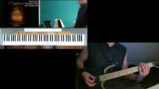 Nightwish - Noise - collaboration cover with Henrique Vilela