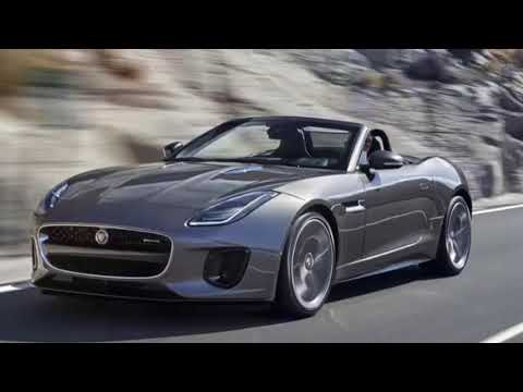 jaguar cabrio 2019