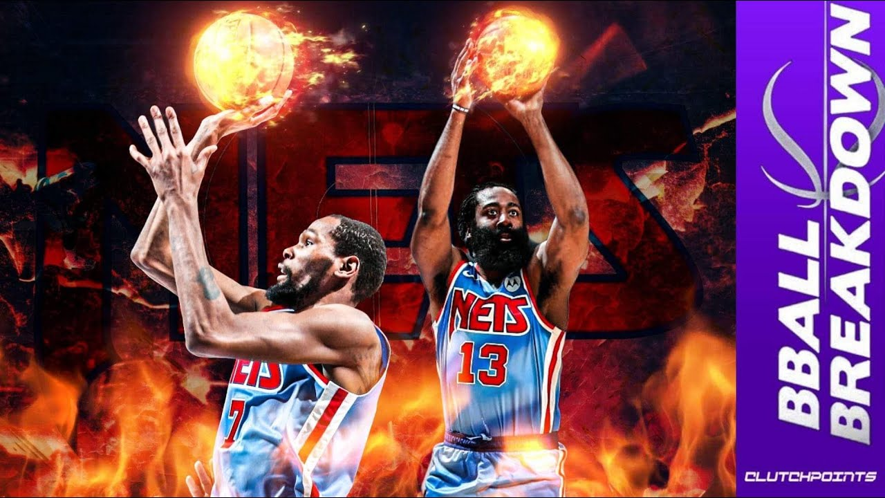 James Harden And Kevin Durant Have The Magic In First Game Together | Full NBA Game Highlights