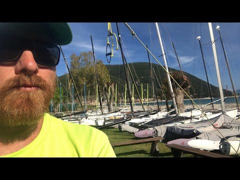 Q+A LIVE 52 catamaran sailing questions answered.