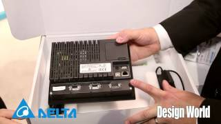 PLC Starter Kit for Automation:   Delta explains the parts you get