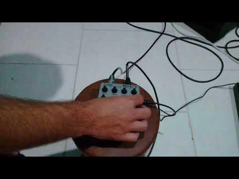 Review Pedal Pré Amp Behringer V-tone Bdi 21 para  Baixo