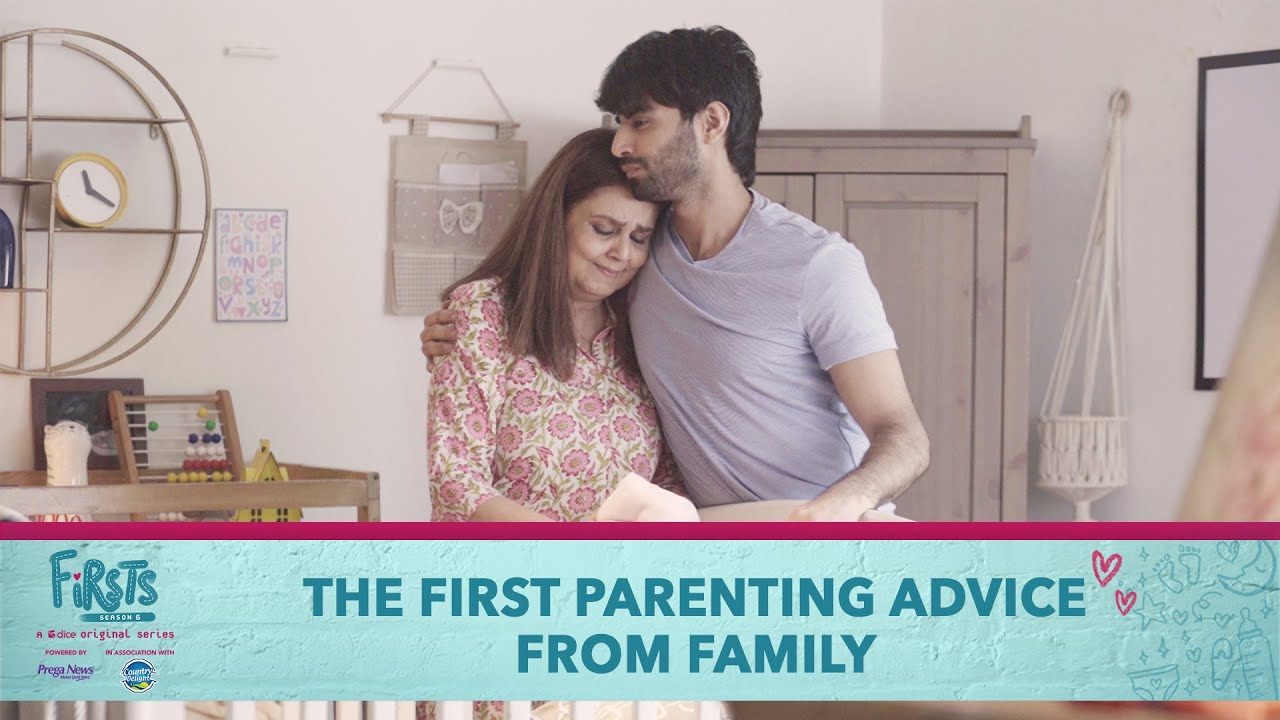 Download Dice Media | Firsts Season 6 | Web Series | Part 4 | The First Parenting Advice From Family