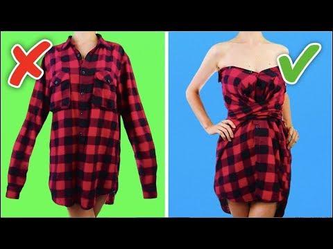 Как делать платья