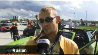 Getaway car show 2008