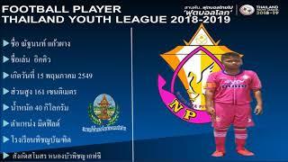 THAILAND YOUTH LEAGUE สมาคมกีฬาแห่งจังหวัดหนองบัวลำภู
