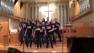 """Welcome To The Black Parade"" (My Chemical Romance Cover) ISU Clef Hangers A Cappella"
