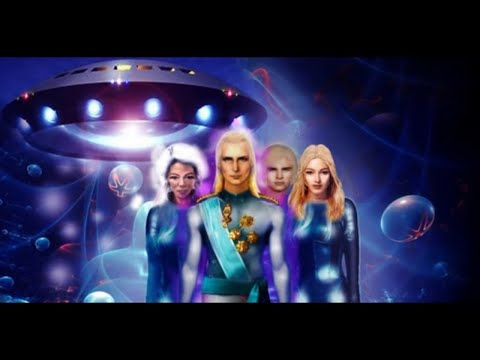The Pleiadians are Amongst Us - The Real History of Man !!!