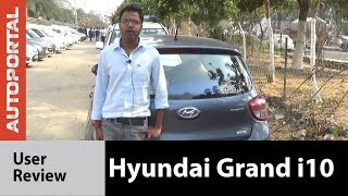 Hyundai Grand i10 (Petrol) - User Review