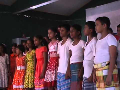 Gankanda Central College - Prize giving 2013