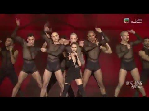 [1080p]151202 Jolin Tsai 蔡依林 - PLAY我呸 Live At MAMA 2015
