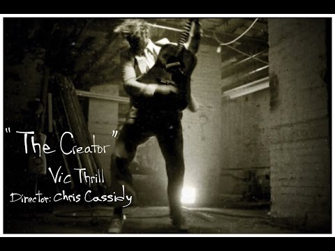 "Vic Thrill ""The Creator"" - BOLLYWOOD HULA BARD (album release Spring 2016)"