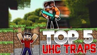 Top 5 UHC Traps in Minecraft