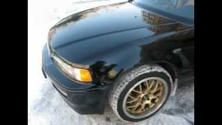 Honda Acura legend 3.2 Lether seat and more tunning