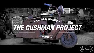 The Cushman Scooter Project - Fabricating a New Running Board - Episode 14