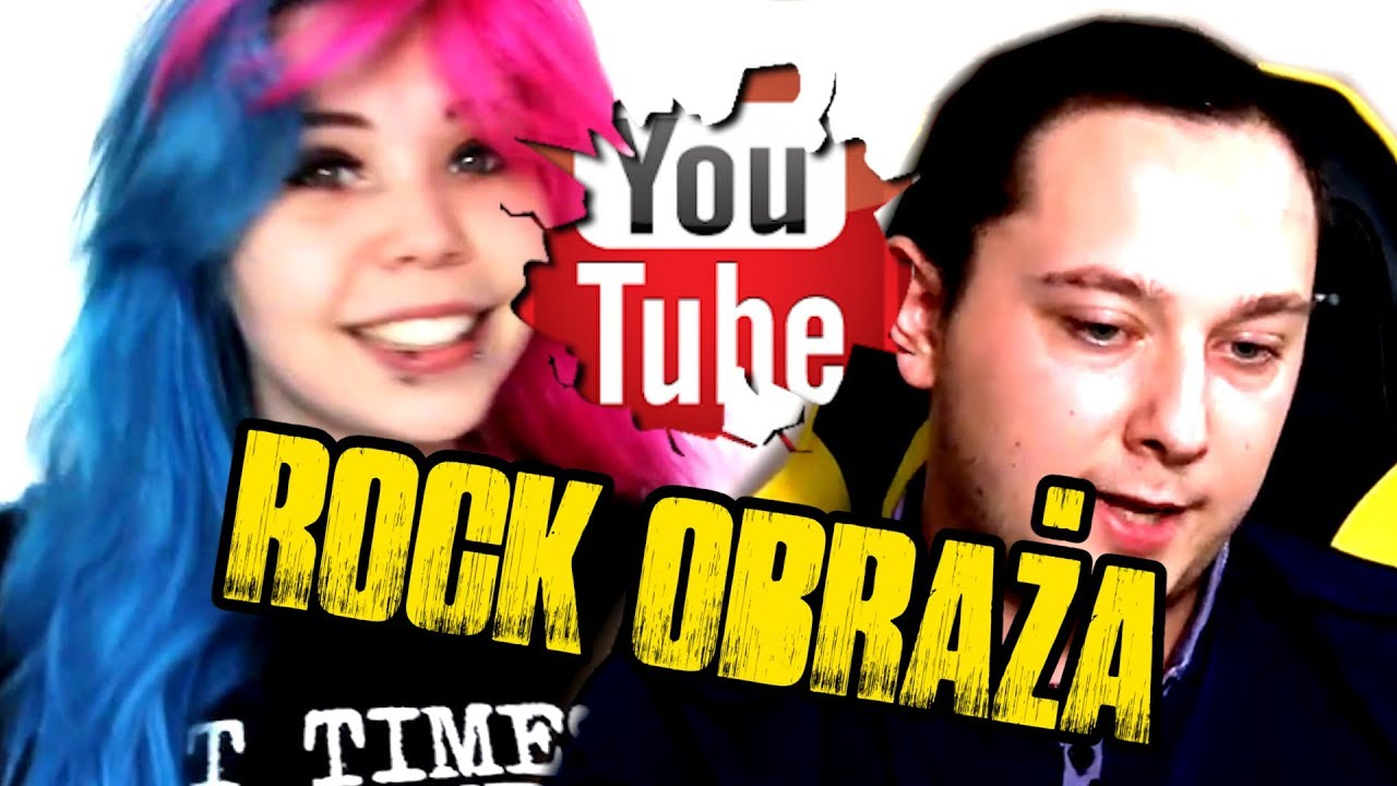 Rock obraża youtuberów 6…