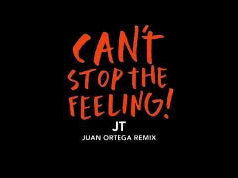 Justin Timberlake - Cant Stop The Feeling (Juan Ortega Remix)