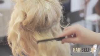 LookShine HairSelf - ślubna fryzura